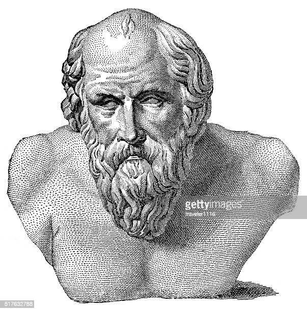 diogenes - greek philosopher (cynic) - philosopher stock illustrations