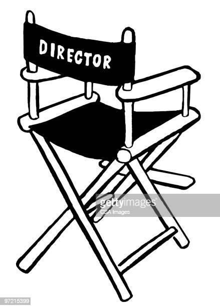 director - director stock illustrations