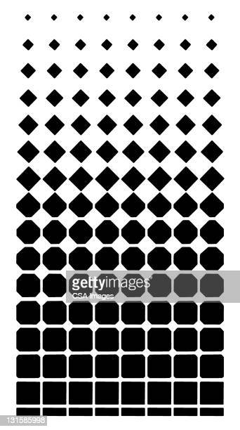 dissolving squares - dissolving stock illustrations, clip art, cartoons, & icons