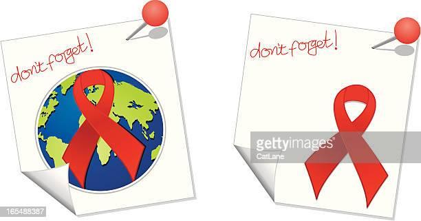 Não esqueças Stickies. Dia Mundial contra a SIDA