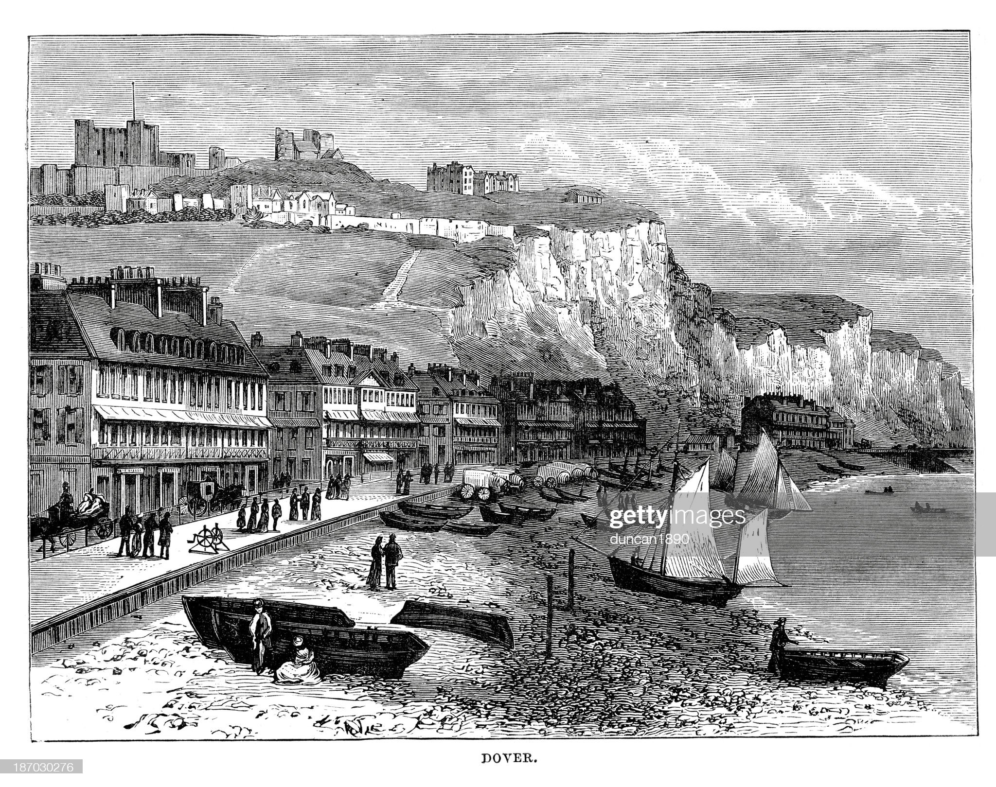 dover-in-the-19th-century-illustration-i