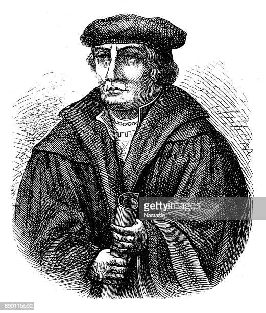 Dr. Johann Maier von Eck (1486 – 1543), a German Scholastic theologian and defender of Catholicism during the Reformation