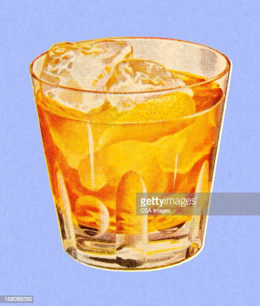 drink on the rocks - stag night stock illustrations, clip art, cartoons, & icons