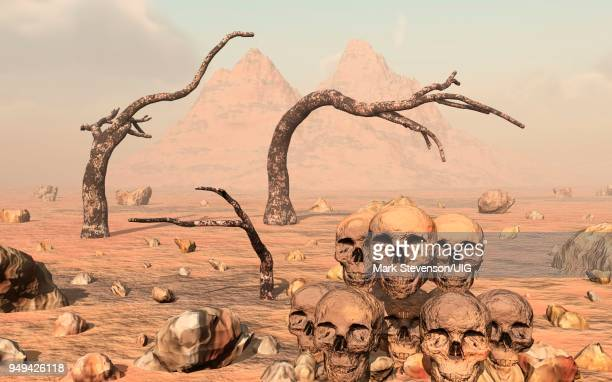 drought resulting in deadly famine. - dehydration stock illustrations, clip art, cartoons, & icons