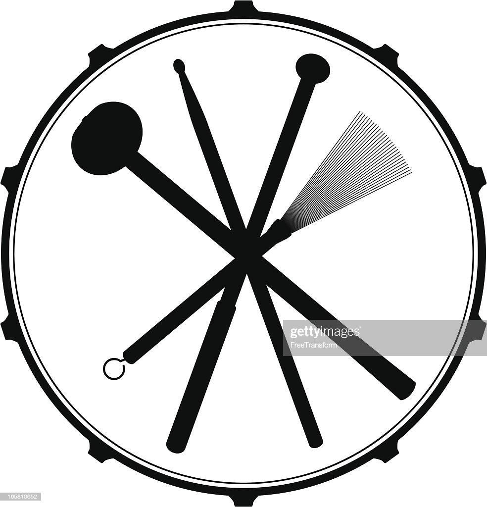 Drum Head Emblem