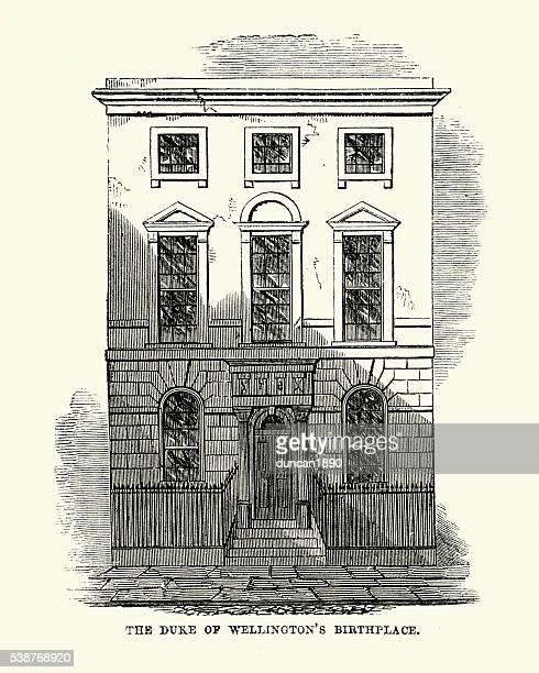 Duke of Wellington birthplace, Dublin, Ireland