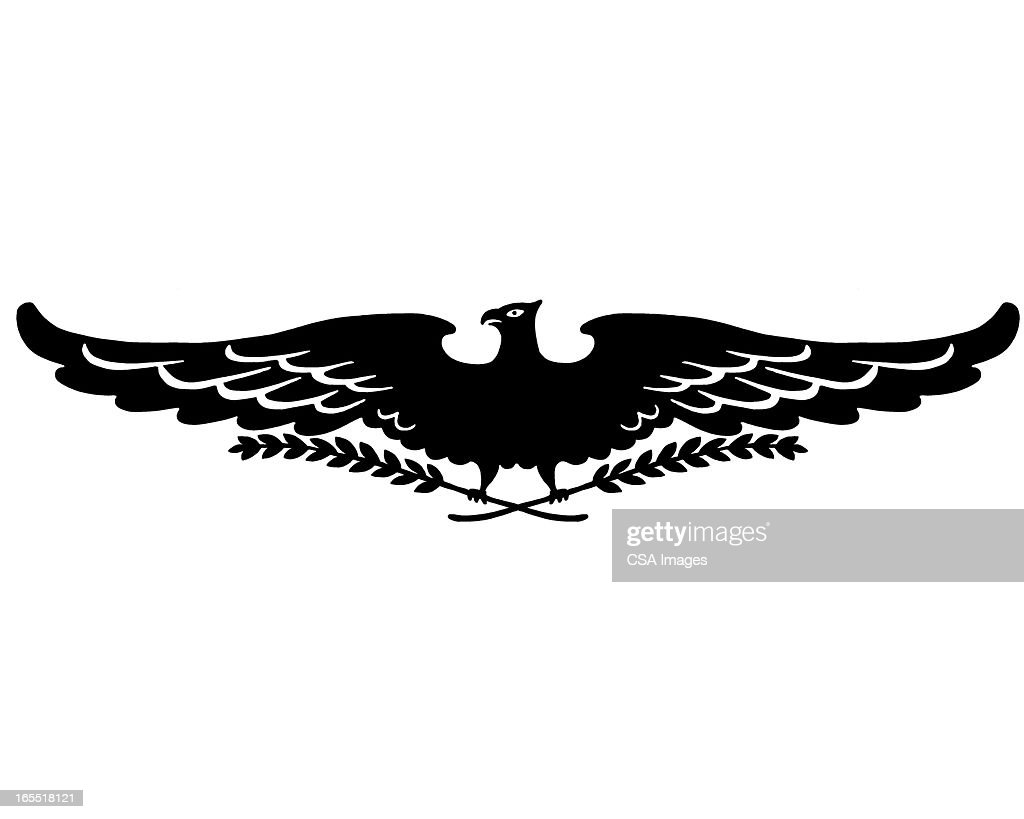 eagle wings high res vector graphic getty images eagle wings high res vector graphic getty images