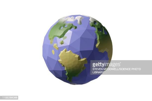 earth, illustration - 地球点のイラスト素材/クリップアート素材/マンガ素材/アイコン素材