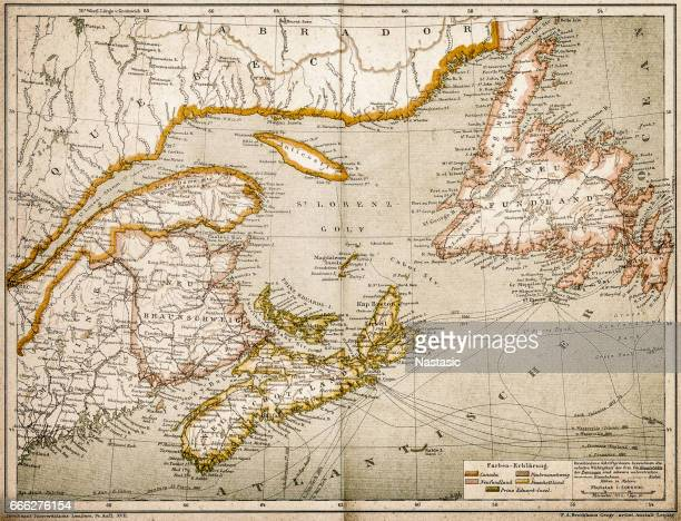 Eastern Canada and Newfoundland