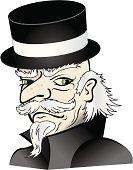 Ebenezer Scrooge - Bah humbug!