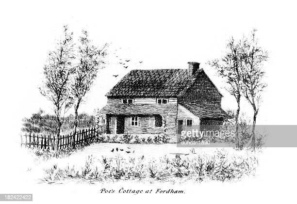 Edgar Allan Poe's Cottage at Fordham