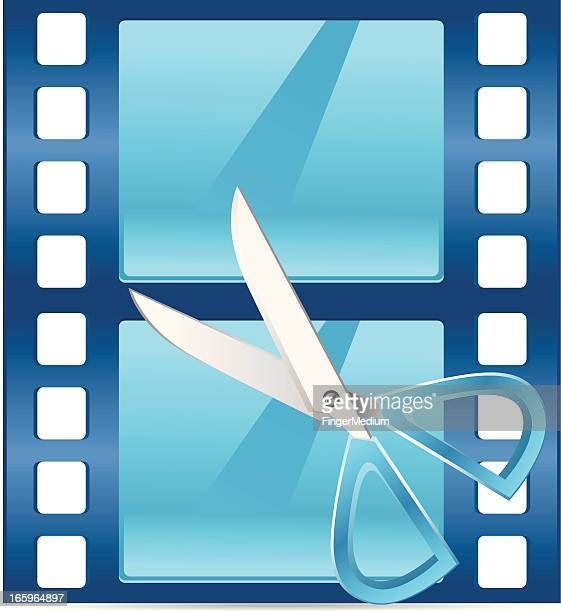 edit video - video editing stock illustrations, clip art, cartoons, & icons