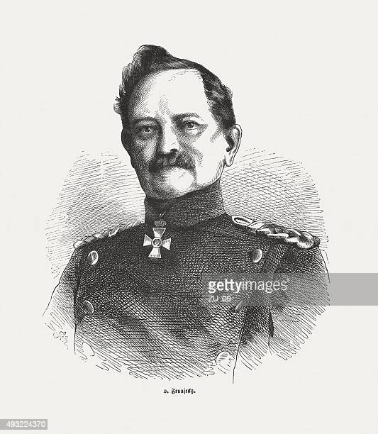 Eduard von Fransecky, Prussian general, published in 1871