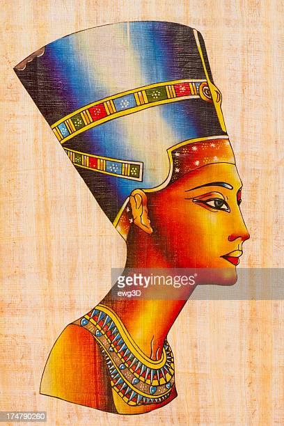 Recuerdo egipcio papiro