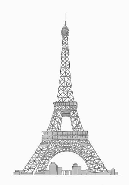 Eifel Tower Wall Art