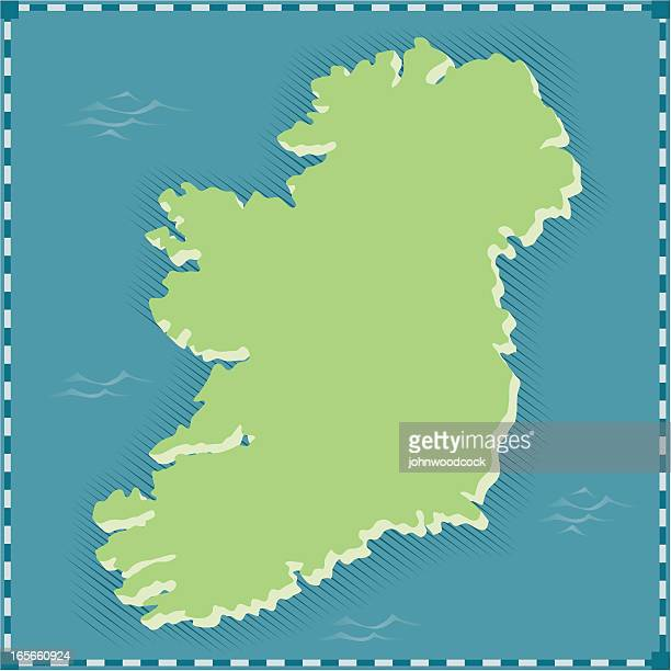 Eire map