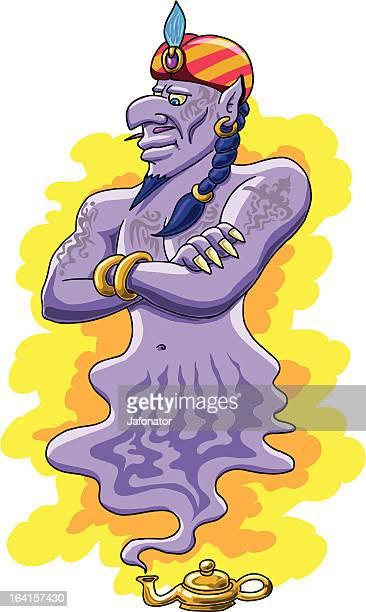 El Genio de Aladino