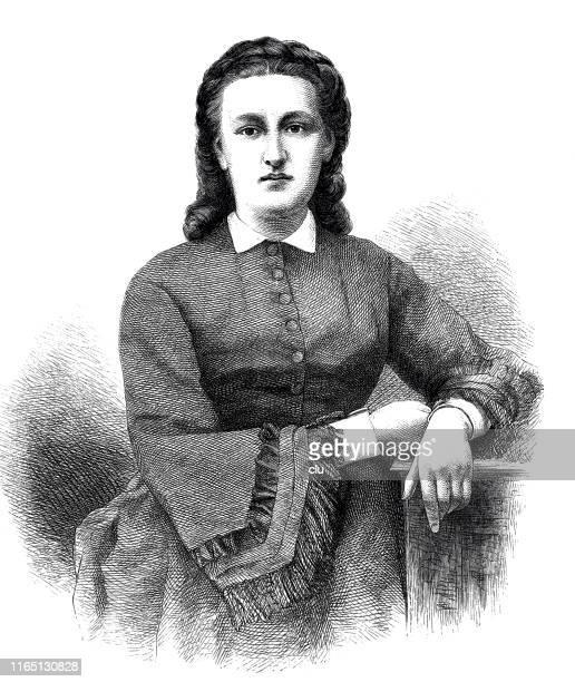 Elisabeth Bàrstenbinder, 1838-1918, écrivain allemand