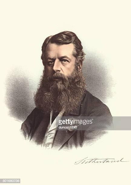 Eminent Victorians - Portrait of George Sutherland-Leveson-Gower