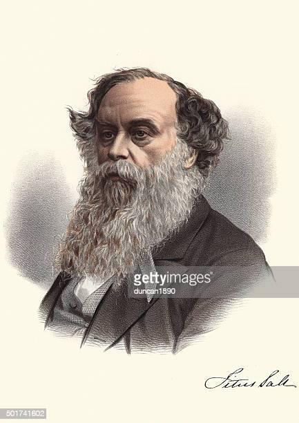 Eminent Victorians - Portrait of Titus Salt