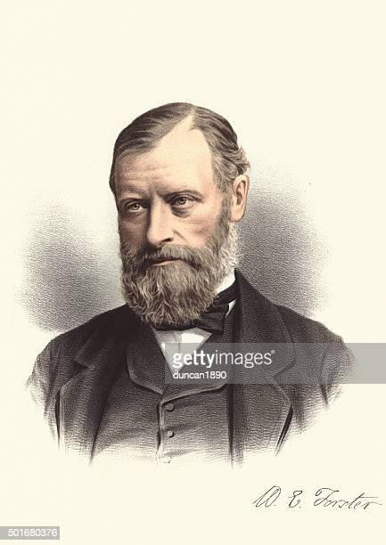 Eminent Victorians - Portrait of William Edward Forster