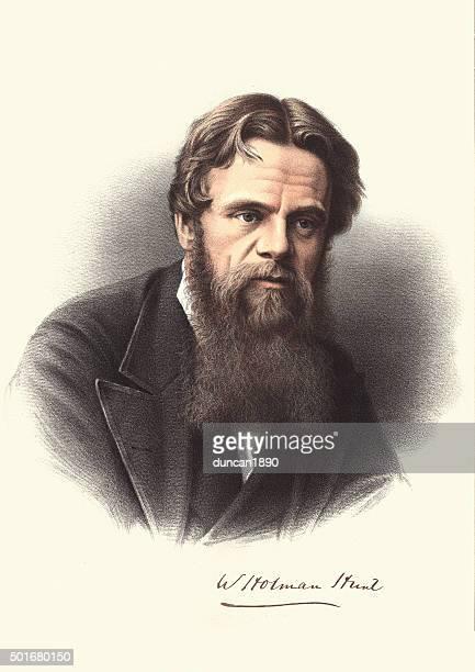 Eminent Victorians - Portrait of William Holman Hunt
