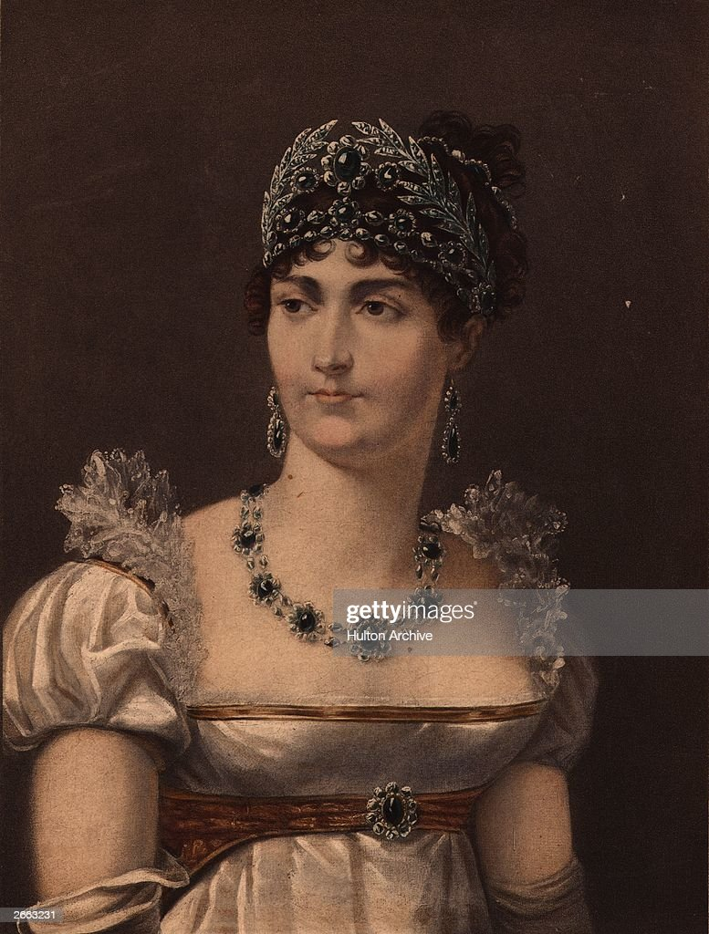 Empress Josephine : News Photo