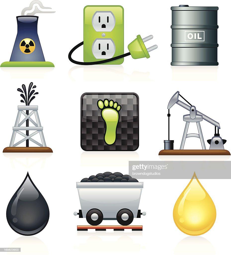 Energy Icons - Juicy Series