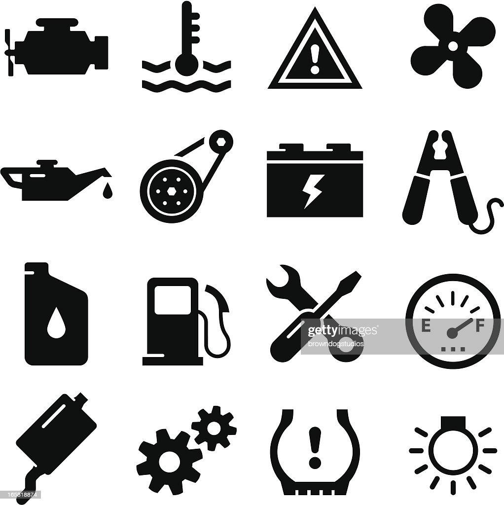 Engine Parts - Black Series