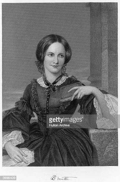 English novelist Charlotte Bronte She studied languages with her sister Emily in Brussels 1842 and taught there 1843 She wrote 'Jane Eyre' 1847...