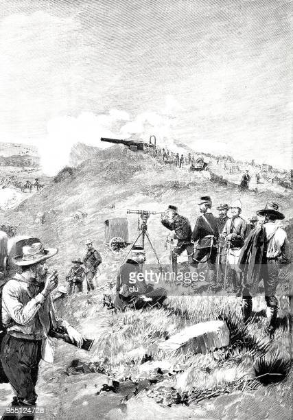 English troups in south africa, boer war