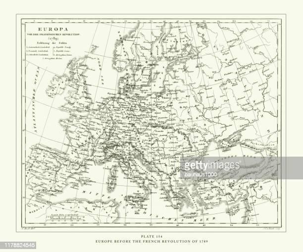 彫刻アンティーク、1789年のフランス革命前のヨーロッパ彫刻アンティークイラスト、1851年出版 - ヨーロッパ文化点のイラスト素材/クリップアート素材/マンガ素材/アイコン素材