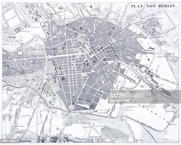 Engraving: City of Berlin