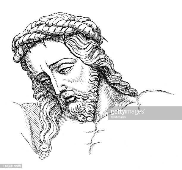 36 Jesus Crown Of Thorns Drawing High Res Illustrations Getty Images Search more hd transparent jesus crown image on kindpng. 36 jesus crown of thorns drawing high res illustrations getty images