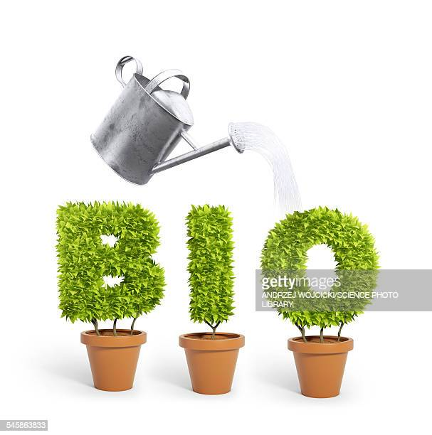 environmental conservation, illustration - watering can stock illustrations