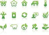 Environmental icons 2