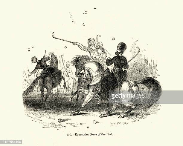 Equestrian Game of the East, Polo