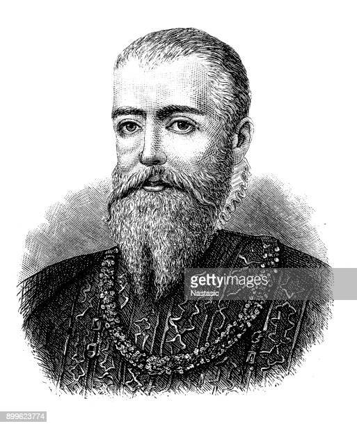 """Eric XIV ( 13 December 1533 """"u2013 26 February 1577) was King of Sweden from 1560 until he was deposed in 1568"""