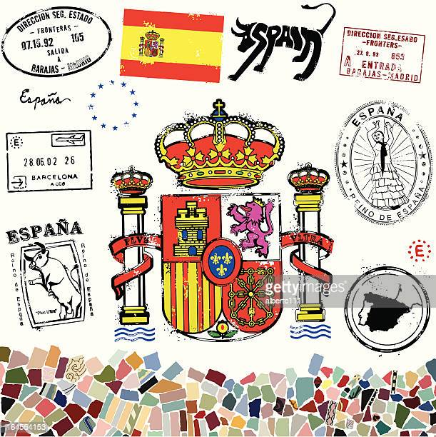 espania 素晴らしいの一言 - スペイン点のイラスト素材/クリップアート素材/マンガ素材/アイコン素材