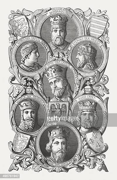 Europeia e kings IMPERADORESConstellation name (optional), publicado em 1881