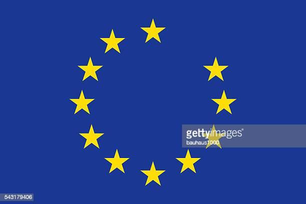 illustrations, cliparts, dessins animés et icônes de drapeau de l'union européenne avec la grande-bretagne star supprimé - brexit