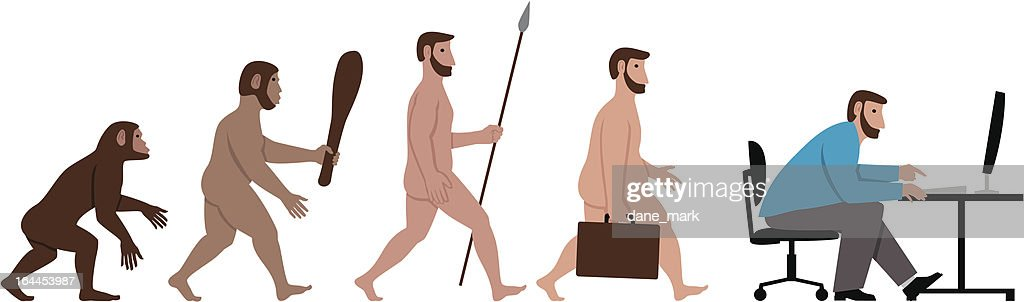 Evolution in the workplace