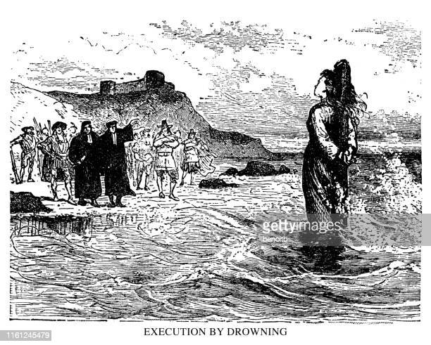 Execution by drowning
