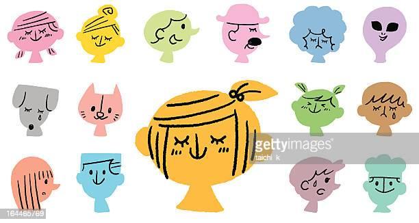 ilustrações de stock, clip art, desenhos animados e ícones de significativo - criança