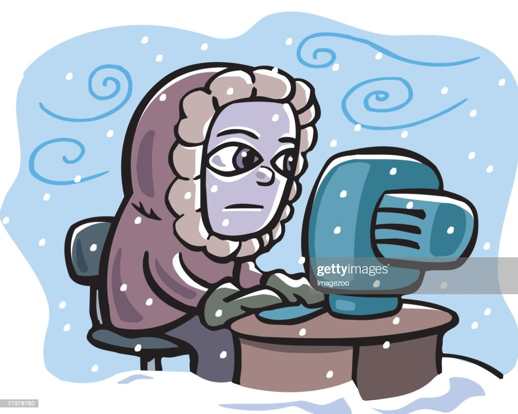extreme computer conditions : Illustration