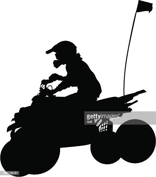 extreme off-roading vehicle four wheeler - motorcycle helmet isolated stock illustrations, clip art, cartoons, & icons