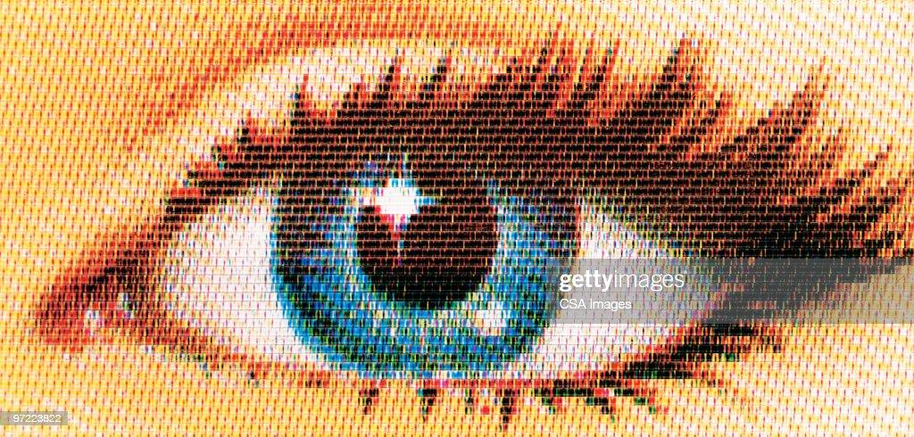 Eye : Ilustração