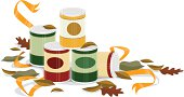 Fall canned goods