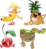 Family of frut.