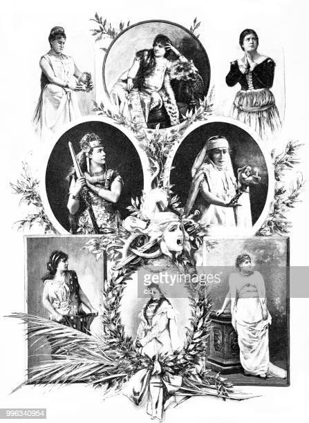 Actrices famosas del teatro alemán